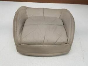 2000-2003 CADILLAC DEVILLE FRONT LEFT DRIVER SIDE LOWER SEAT CUSHION OEM 193506