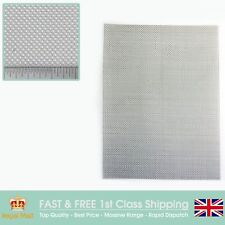 Rodent Proof Stainless Steel Woven Wire Mesh - A5 Sheet (150 x 210mm)