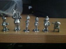 Family Guy Mini Figurines Pewter Entire Family Seth McFarlane Seth Green