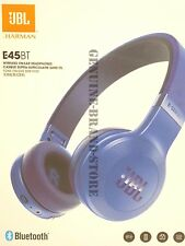 JBL E45BT On Ear Wireless Bluetoot Headphones With Mic & Remote Control - Blue