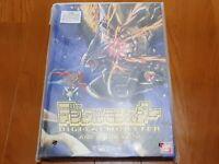 BANDAI Digimon Digital Monster ART BOOK Ver.X Japan Official illustration