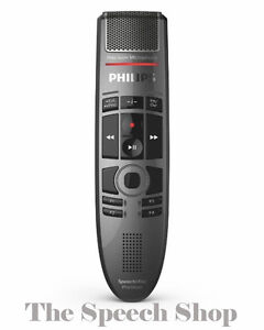 Philips SMP3700/00 SpeechMike Premium Touch Dictation Microphone