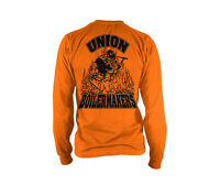 Boilermakers LONG SLEEVE T shirt Union Boilermaker Animal Brotherhood Safety