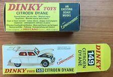 Dinky Toys UK Citroen Dyane - Reproduction Box