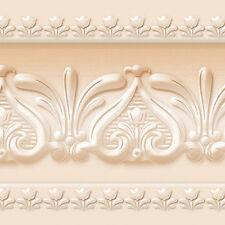 Royal Tulip Wallpaper Border Moulding Effect Design Self Adhesive HT-024