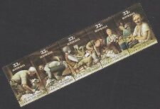 AUSTRALIA  1986  CLICK GO THE SHEARS  SET  SG 1014a  MNH