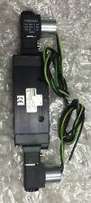 Parker Pneumatic Valve 120V 150PSI B622ADH53A