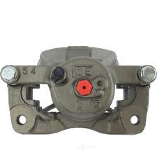 Disc Brake Caliper-L, Rear Drum Front Left Centric 141.44256 Reman