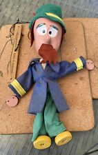 Rare Vintage Pelham puppet Magic Roundabout Mr Rusty, Unboxed, 1960's