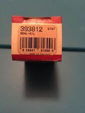 Crankshaft Oil Seal  Briggs & Stratton # 393812 Horizonal 5HP flathead engines