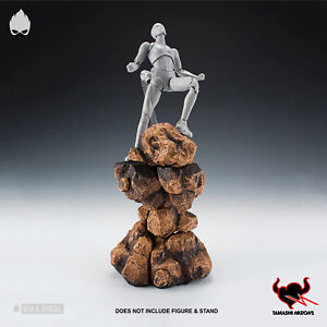 Tamashii Nations - Beige Rock Effect for A/Figures [IN STOCK] • NEW & OFFICIAL •