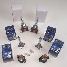 8 x LAMPADINE PER GOLF VI 2x h7 2x h15 2x w5w 2x psy24w Lampada Fanale Anteriore