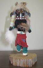 "93' Navajo/Hopi ? 10.25"" Kachina Doll Figure ""Paralyze"" Signed E. Jalee Numbered"