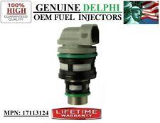 MP#17113124 Delphi OEM Fuel Injector /-94-95-96-97- GMC Sonoma 2.2L I4/ Reman x1