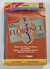 Stephen Birnbaums Florence A Travelers Companion Cassette Audiobook