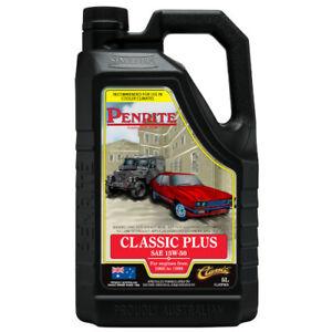 Penrite Classic Plus 15W50 Classic Engine Oil - 5 Litres