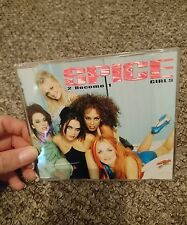 spice girls 2 become 1 cd single