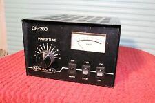 CB Master CB 200  Röhrenverstärker für CB Funk und Amateurfunk /10m Band