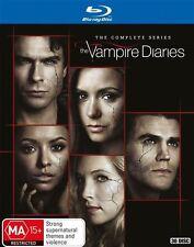 Vampire Diaries : Season 1-8 (Blu-ray, 2017, 30-Disc Set)