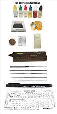 Gold Acid Testing Kit Digital Test  Silver 14k22k Ring Electronic Diamond Tester