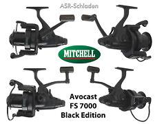 Mitchell Acocast FS7000 Black Edition - Karpfenrolle - Longcast Weitwurfrolle