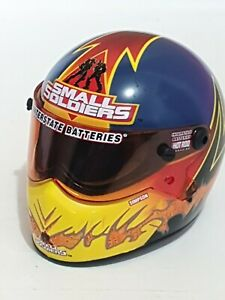 Cruz Pedregon SMALL SOLDIERS Limited First Edition ACTION NHRA Mini Helmet 1:4