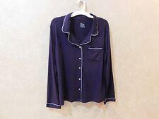 6936b09307 Womens Gilligan   O malley Sleepwear Pajama Set Purple Shirt ...