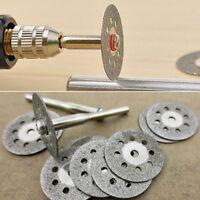 12 Stück Schneidrad Sägeblätter Trennscheiben - Stahl Sah Schneiden Radscheibefe