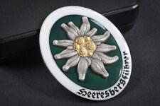 Heeresbergführer-Abzeichen der Gebirgstruppe - Wehrmacht - Deschler&Sohn - WWII