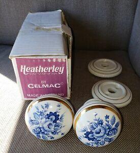 Heatherley Porcelain Door Knobs