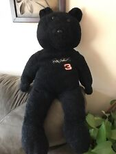Dale Earnhardt Large Black Bear