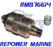 Stop Solenoid for Volvo Penta Diesel, Replaces: 876614, AD31, AD41, MD22, KAD43