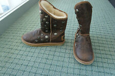 Luxe Australia Collective Boots Size:8