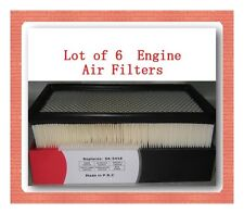 Lot 6 Engine Air Filter A25418 CA9332 Fits:Ford Truck Licoln Truck Mercury Truck