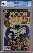 Moon Knight #1 CGC 9.8 1980 3757120007