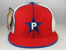 Philadelphia Stars Negro League Headgear Fitted Hat Cap Size 7 1/2 Red White