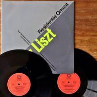 Liszt Concerto 1 2 Totentanz Hungarian Fantasy Roger Norrington Dutch Vinyl NM