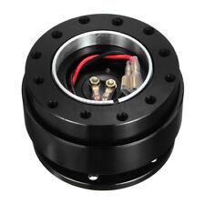 Universal Car Steering Wheel Quick Release Hub Adapter Hardware Set 6-hole