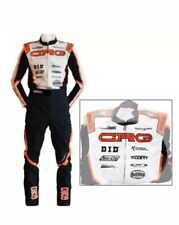 CRG kart printed suit Go kart Racing suits free gifts included