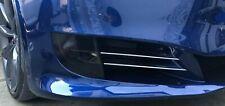 PreCut Smoke Vinyl Tint Overlays For 2012-2019 Tesla Model S Fog light