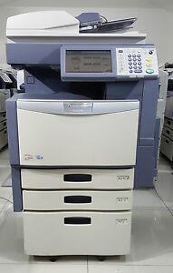Toshiba e-STUDIO 2820c Copier 1 Yrs Or 10,000 Copies Warranty Free Deliver Syd