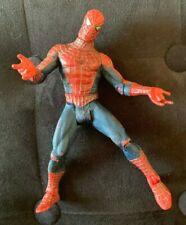 Torche humaine Marvel Legends Series II Action Figure neuf dans emballage scellé Toy Biz 2002