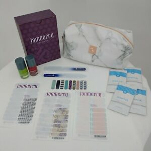 Jamberry Mini Heater And Extras Lot