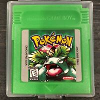 Pokemon Green Version Game Boy Color GBC ***READ DESCRIPTION***