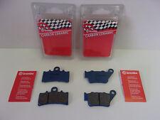 Brembo Bremsbeläge Bremsklötze Bremse vorne hinten KTM Duke RC 125 200 390