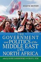 New The Government and Politics of the Middle East and North Africa 8th Ed