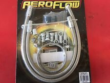 AeroFlow vl turbo rb30 rb25 water and oil line kit