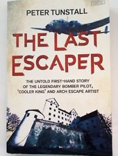 THE LAST ESCAPER by Peter Tunstall - PB - 2014 Scarce Uncorrected Proof
