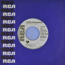 """7"""" THE CYAN THREE Going Down Mexico / The Road Of Love BLIZZARD RCA Promo 1973"""