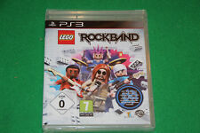 LEGO Rock Band PS3 Playstation 3 NEU in Folie eingeschweißt